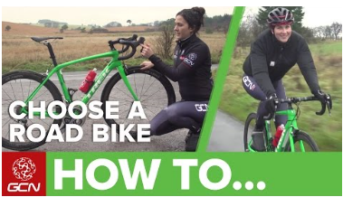 GCN Choose A Road Bike