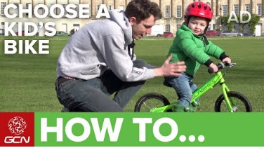 GCN Choose A Kids Bike