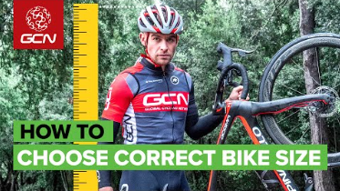 GCN Choose Correct Bike Size