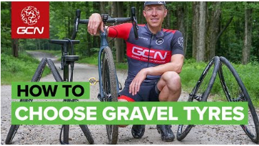 GCN Choose Gravel Tyres