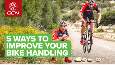 GCN Five Ways to Improve Bike Handling
