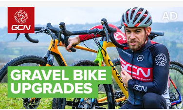 GCN Gravel Bike Upgrades