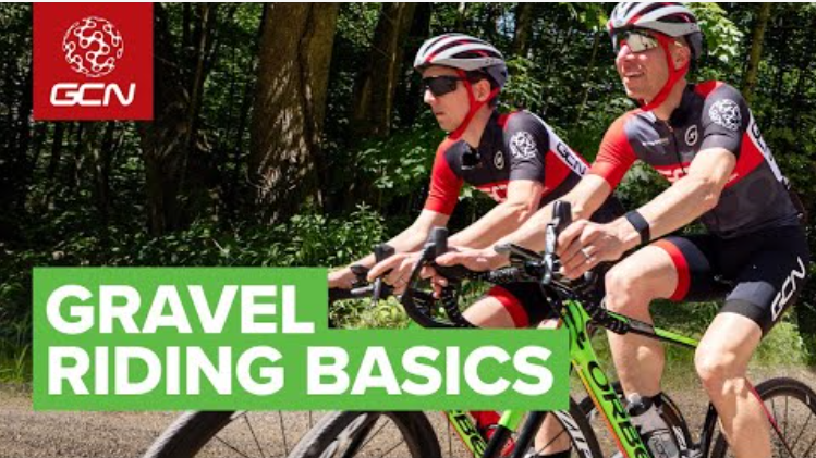 GCN Gravel Riding Basics