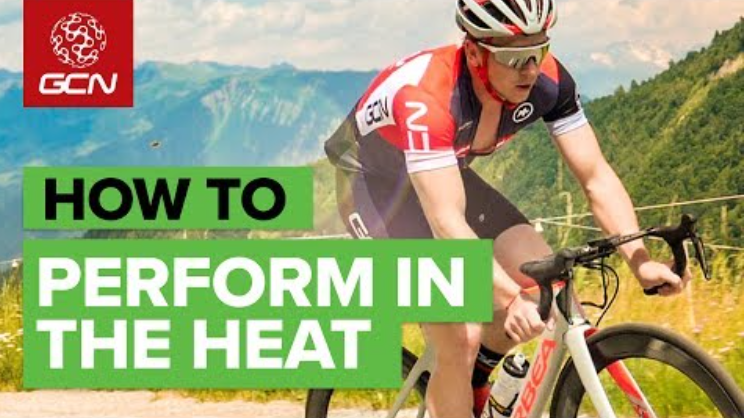 GCN Perform In Heat