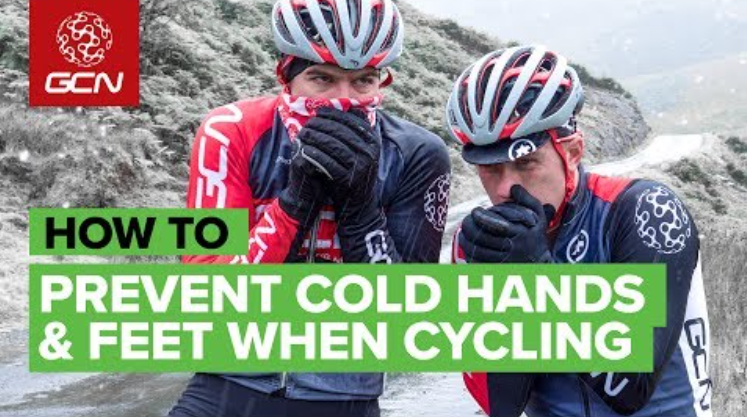 GCN Prevent Cold Hands & Feet