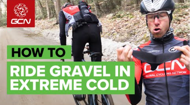 GCN Ride Gravel Extreme Cold