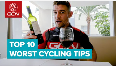 GCN Top 10 Worst Cycling Tips