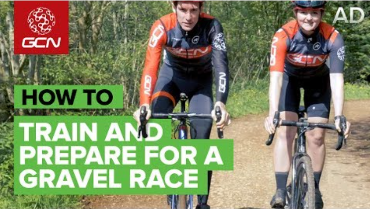 GCN Train & Prepare Gravel Race