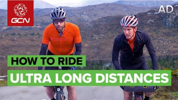 GCN Ultra Long Distrance