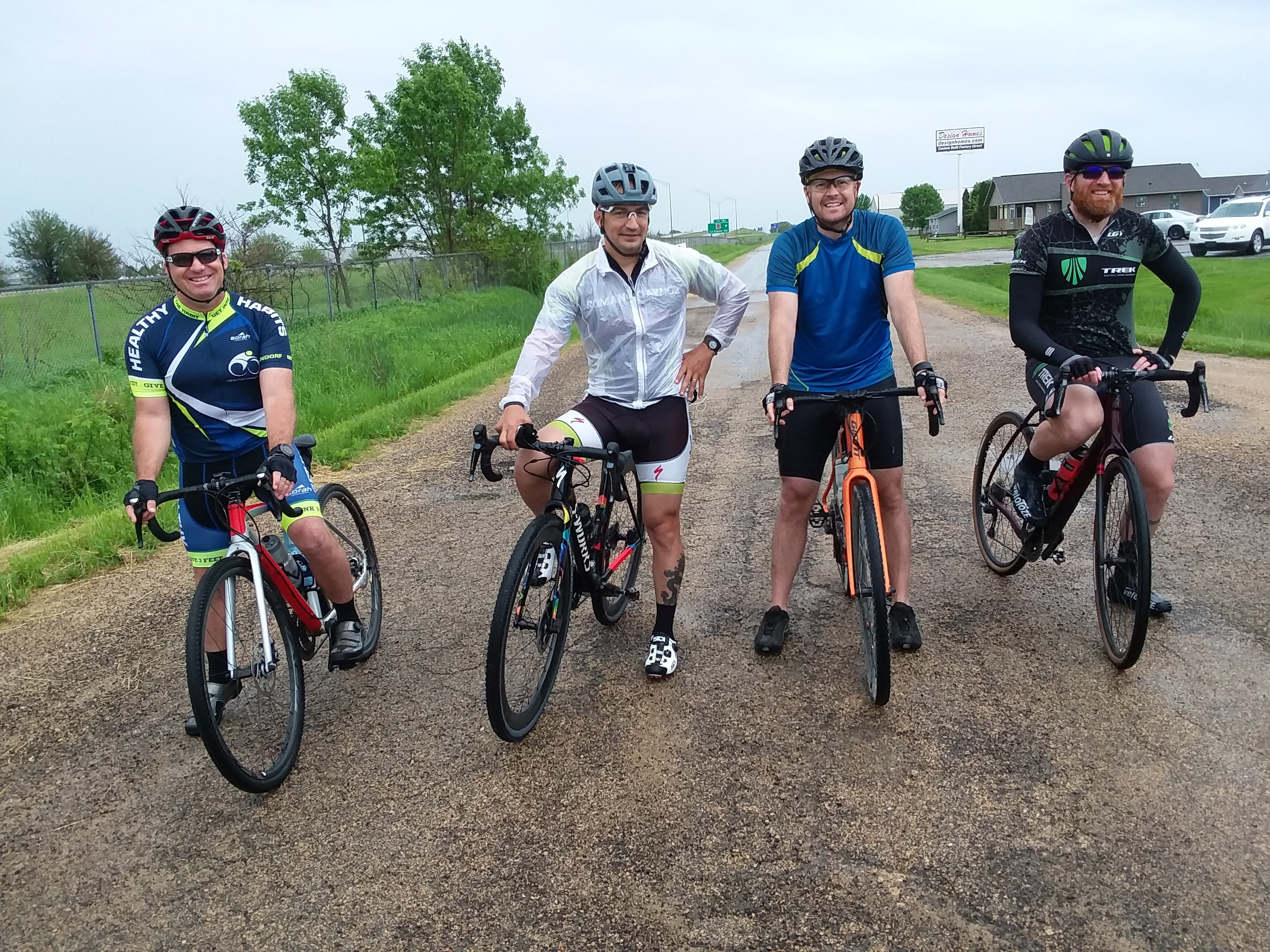 Gravel Race Eldridge 2019 Riders