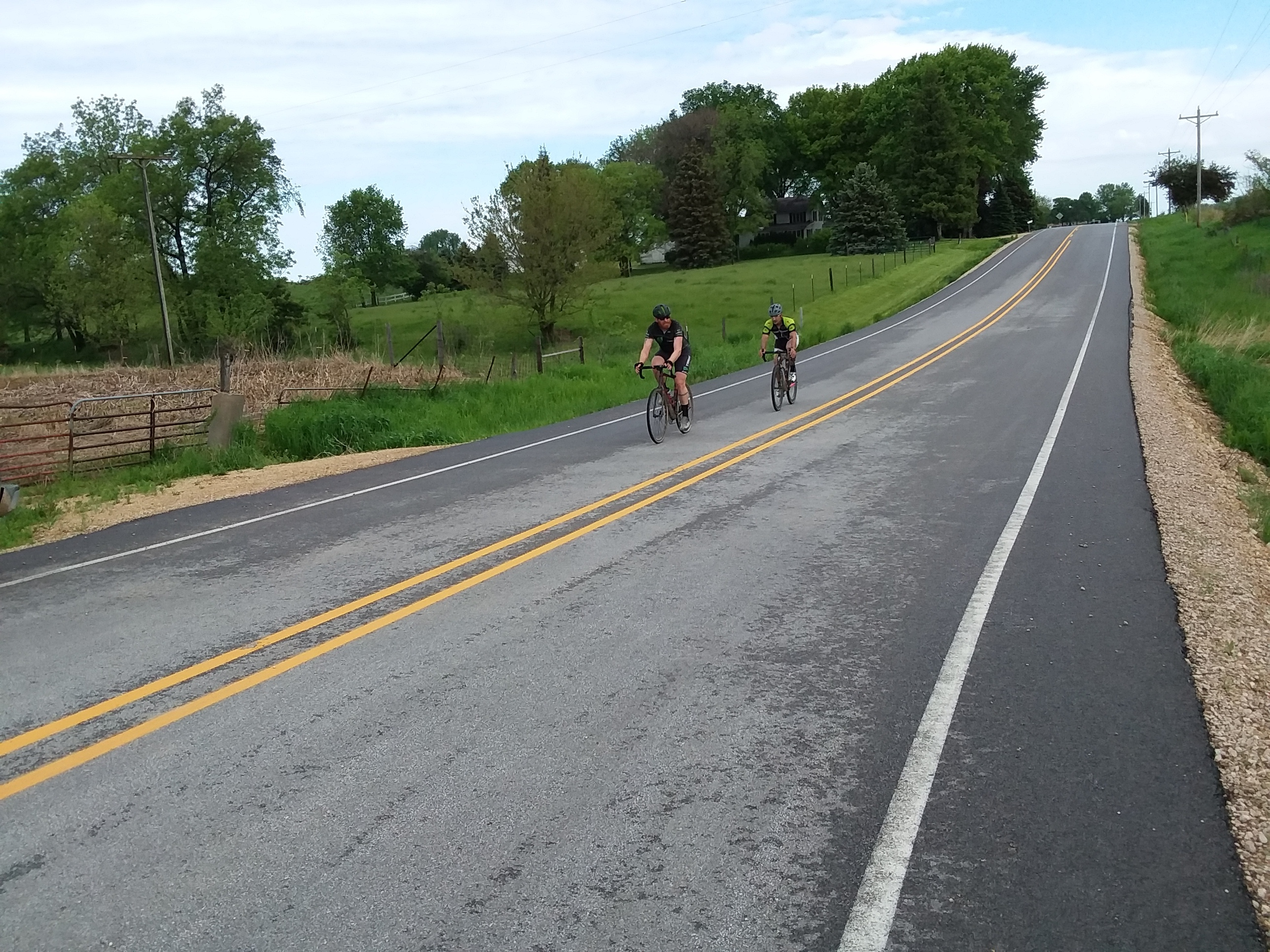 Time Trial Reynolds 01 May 2019