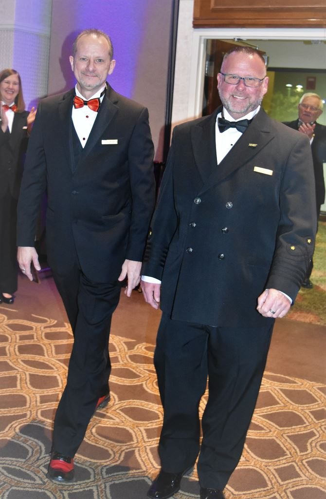 Photos of our 2020 Ford Yacht Club Ball help at Sheraton Detroit Metro Airport on March 7, 2020.  Honoring Commodore Steve Boettner and Jim Lumsden.