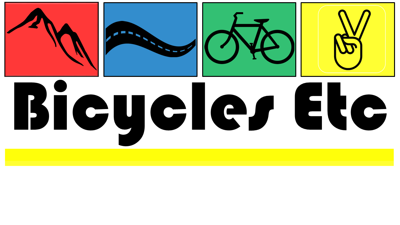 Bicycles Etc. Logo