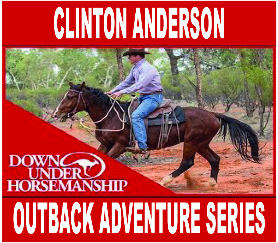 CLINTON ANDERSON OUTBACK ADVENTURE SERIES