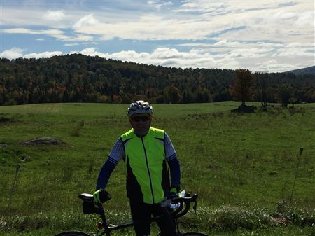 Pictures of a Vermont cycling trip I took the fall of 2015. There were mountains!