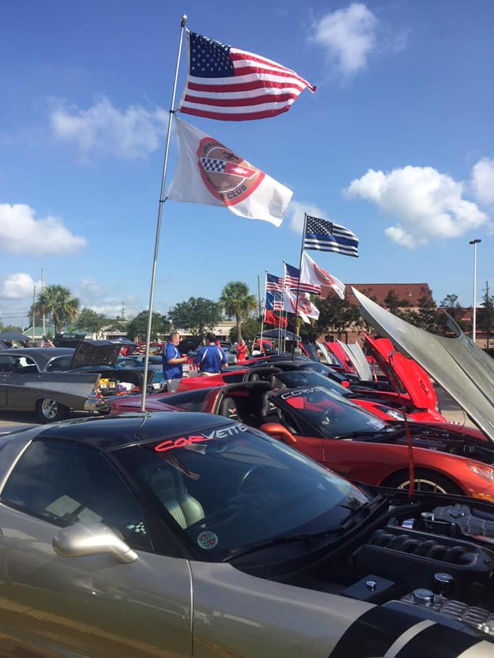Shriner's Car Show 2019