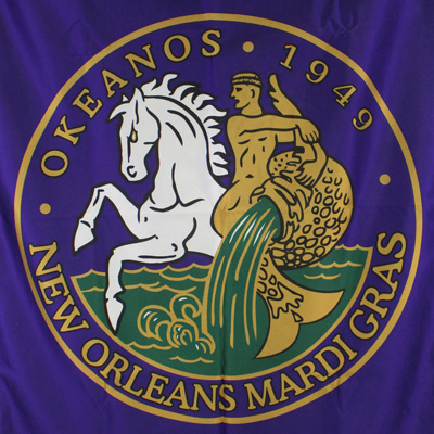 House Flag with Logo