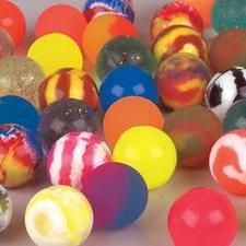 Assorted Bouncy Balls - click to view details