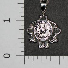 Silver Small Pendant - click to view details
