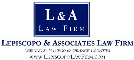 Lepiscopo & Associates Law Firm Sponsor Logo