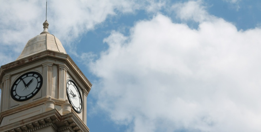 Mifflin Clock