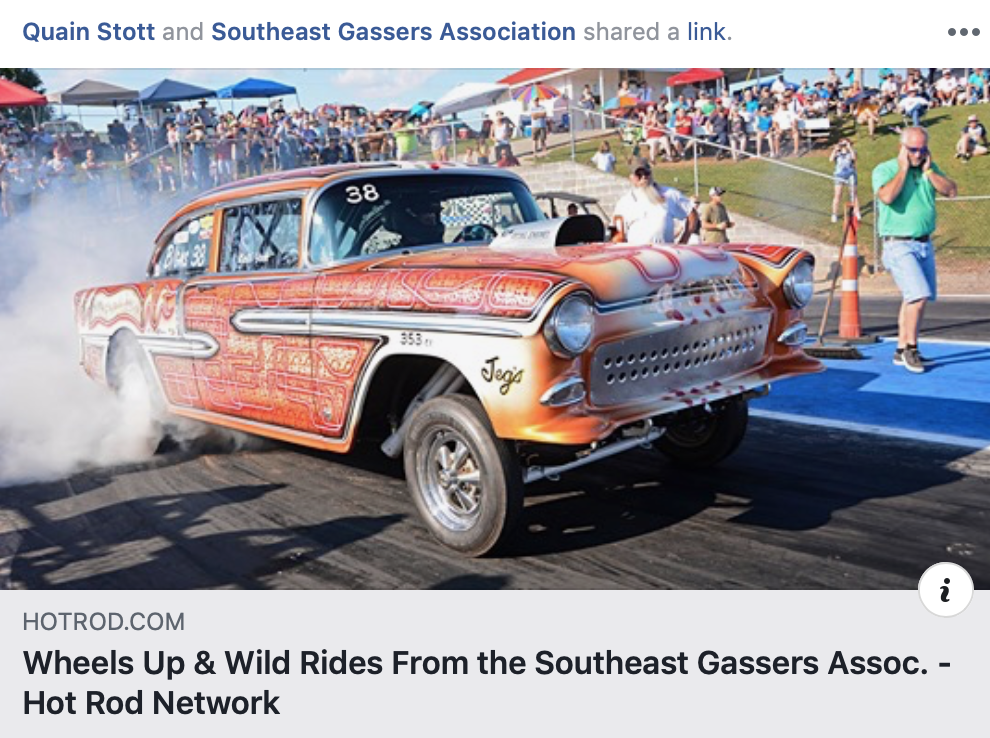 Home - Southeast Gassers Association