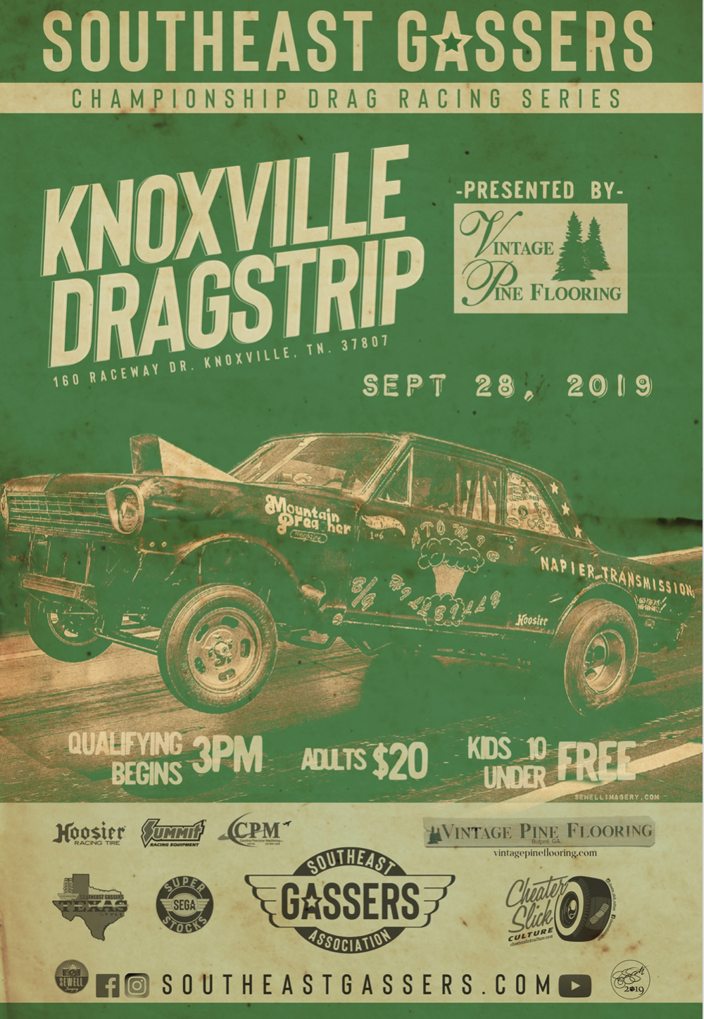 Knoxville 2019