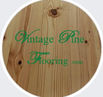Vintage Pine Flooring