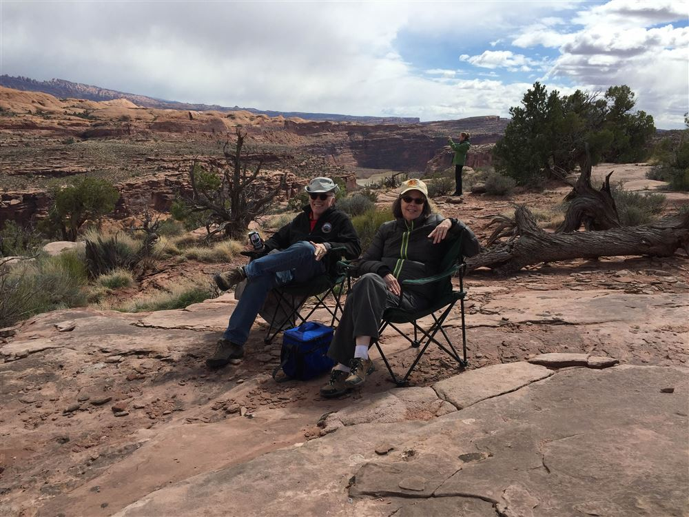 A memorable five days in Moab, Utah.