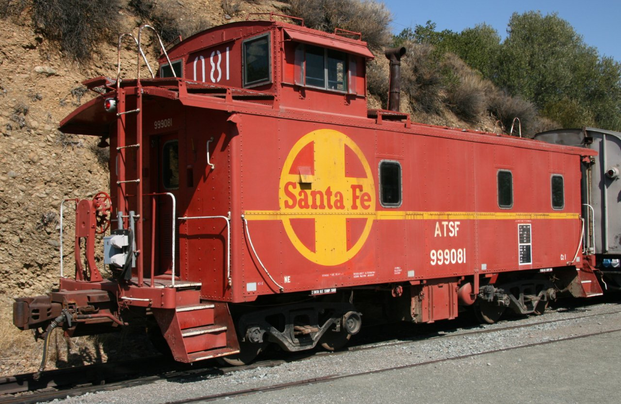 Suggestion: re-skin a loco as a caboose, giving the illusion