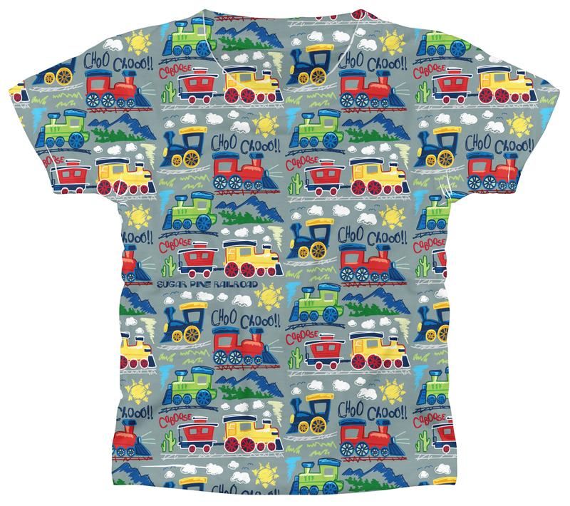 Shirt Toddler, Choo Choo, 3T