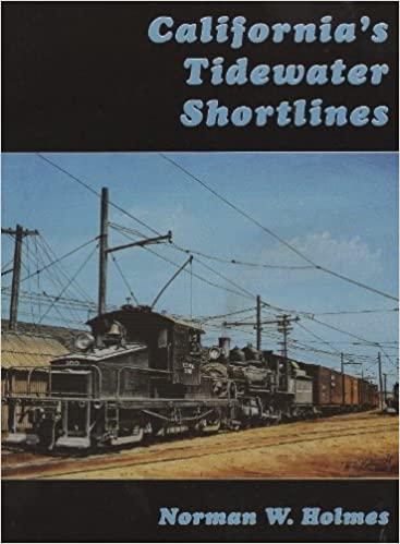 Book, California Tidewater Shortline