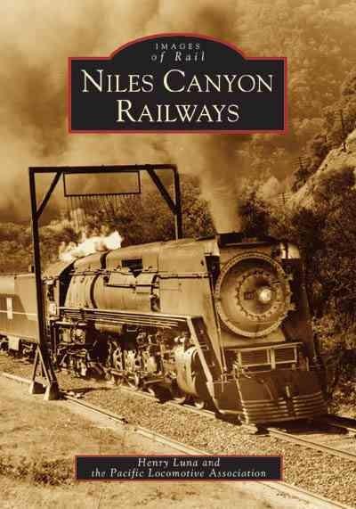Book, Niles Canyon Railways