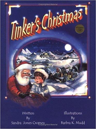 Book, Children's, Tinker's Christmas
