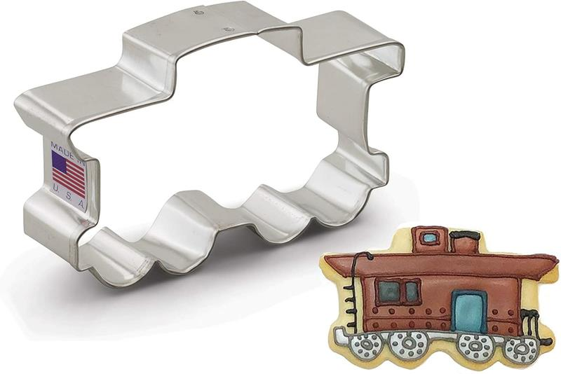 Collectible, Cookie Cutter, Caboose