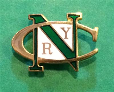 Pin, NCRy logo