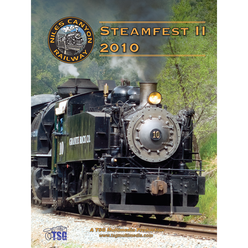 DVD, Steamfest 2010