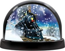Collectible, Train Snow Globe - click to view details