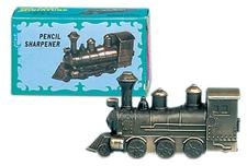 Collectible, Pencil Sharpener, Locomotive, Bronze - click to view details