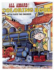 Book, Children's, All Aboard Coloring Book - click to view details