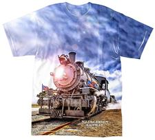 Shirt Y, American Steam - click to view details