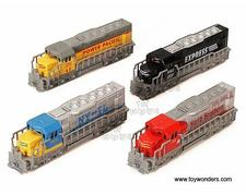 Toy, Diesel Loco, Pullback - click to view details
