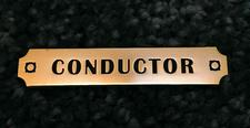 Pin, Trainmen Emblem, Conductor - click to view details