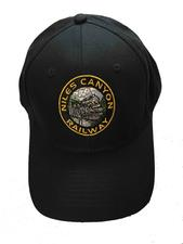 Cap, Black, Farwell Bridge Logo - click to view details