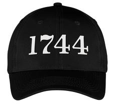 Cap, Black, SP 1744 - click to view details