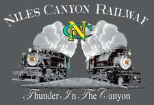 Shirt Y, Thunder in the Canyon, Charcoal, X-Small  - click to view details