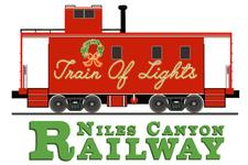 Shirt A, Train of Lights - click to view details