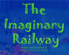 Book, Children's, Imaginary Railway - click to view details