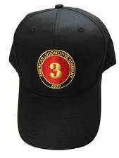 Cap, Black, Robert Dollar #3 - click to view details