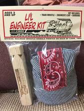 Cap, Lil Engineer Kit Blue - click to view details